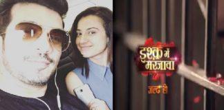Arjun Bijlani And Aalisha Panwar