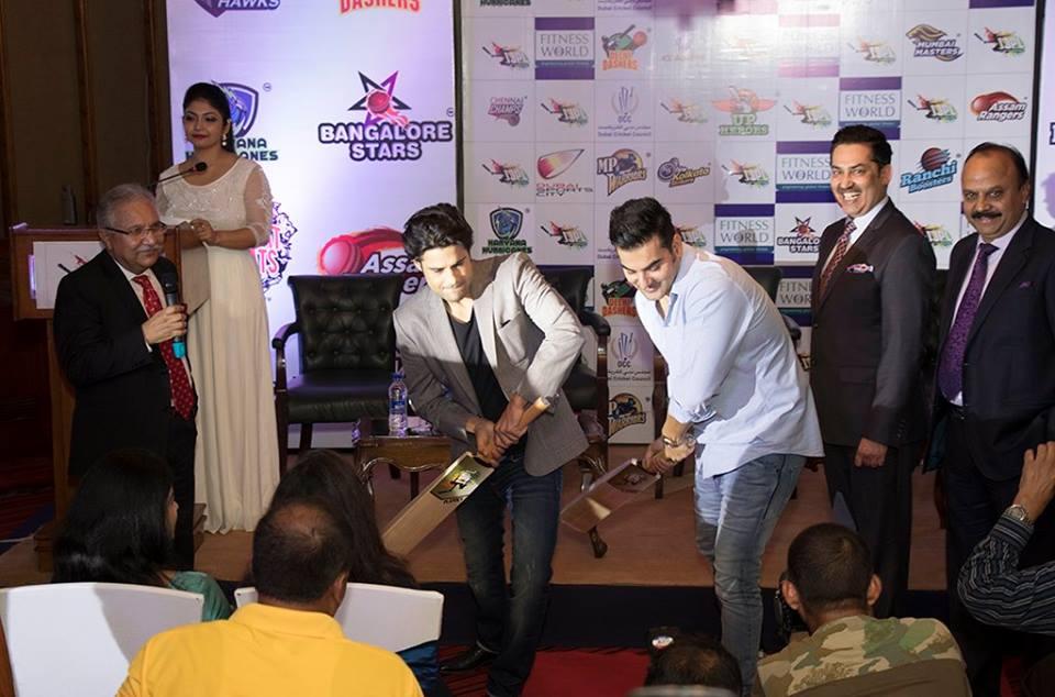 Rajeev Khandelwal And Arbaaz Khan