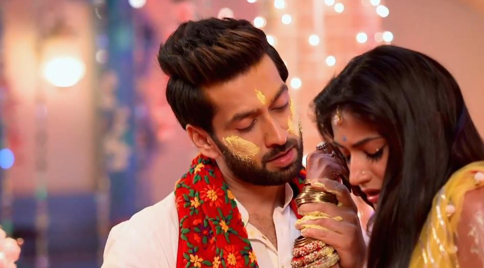 ShivIka/NaRbhi AT#300: Shivika's First Wedding Anniversary