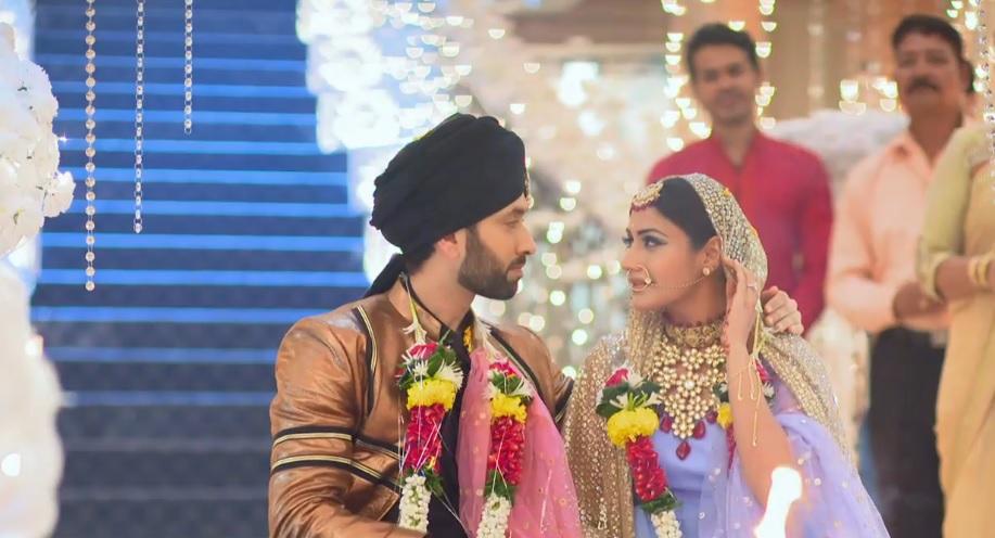 Ishqbaaz - When Finally It's A Vivah Sampann For Shivika