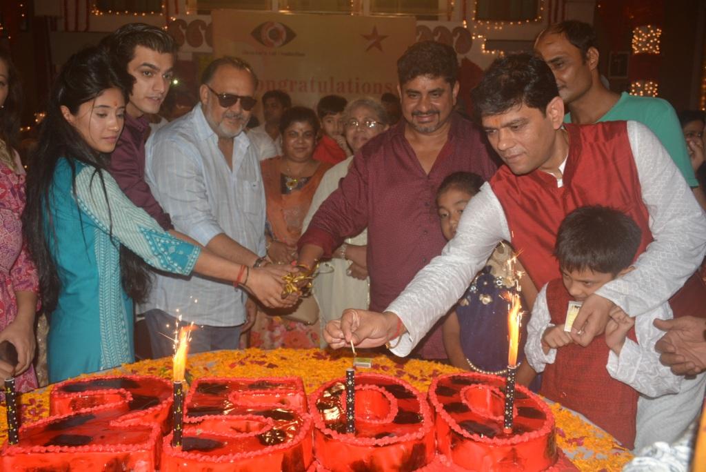 Yeh Rishta Kya Kehlata Hai 2500 Episode Celebration
