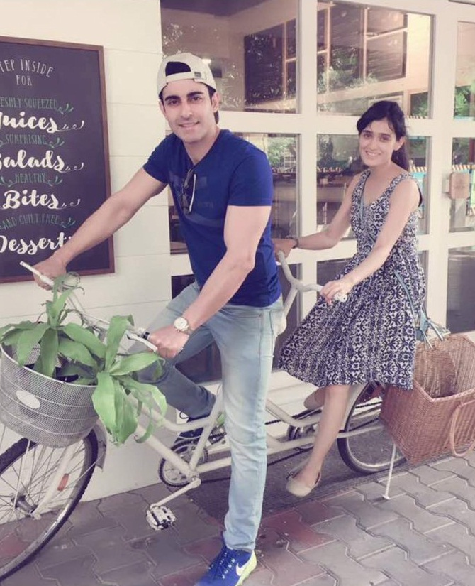 Gautam Rode And Pankhuri Awasthy Confirm Their Engagement!