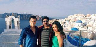 Rajan Shahi, Shivangi Joshi And Mohsin Khan