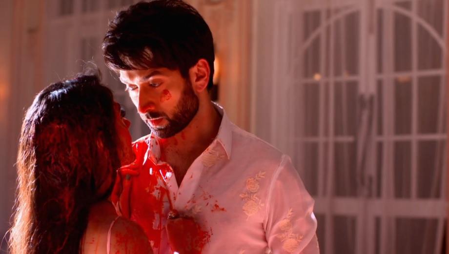 Ishqbaaz - Basking In The Glow Of Love Making - When Shivika's 'Laal