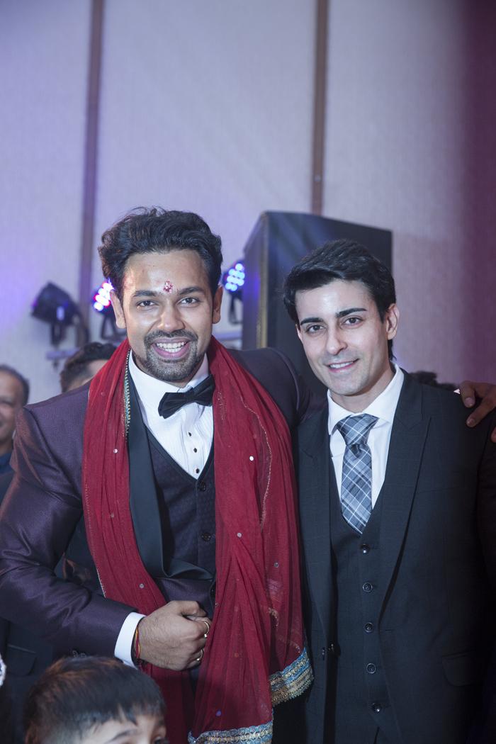 Saurabh Pandey And Gautam Rode