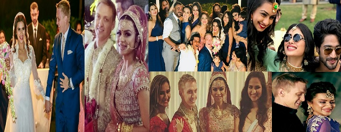 It's Breshka's Wedding – Aashka Goradia and Brent Goble Get Hitched! – IN PICTURES