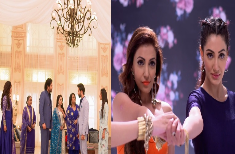 Ishqbaaz : From Unbreakable Vows To Unbreakable Bonds – The Reloaded Saga Of Oberois VS Kapoors!