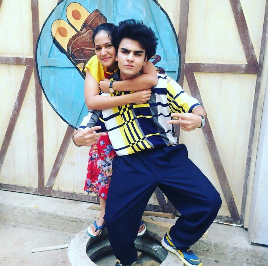 Ayesha Kaduskar And Raghav Dhir