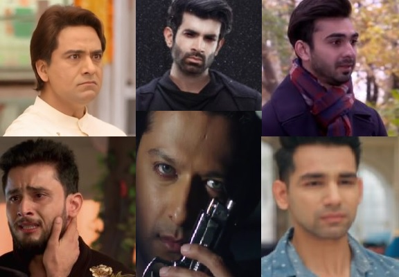 Vote For Your Favourite Supporting/Parallel Lead (MALE) In Shows For The Year Of 2017!