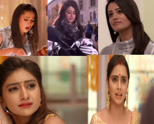 Vote For Your Favourite Supporting/Parallel Lead (FEMALE) In Shows For The Year Of 2017!