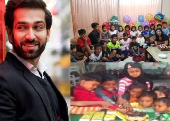 Strewing Happiness And Smiles – That's How Nakuul Mehta's Birthday Was Celebrated By His Fans Across The World!