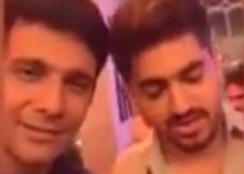 Viraf Patel And Zain Imam
