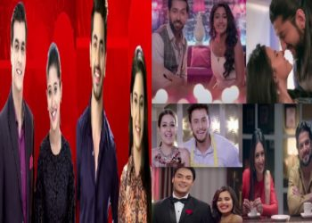 Here's How IshRa, ShivIka, RiKara, RuVya, AvNeil And KaIra Wished The Viewers Happy Valentine's Day!