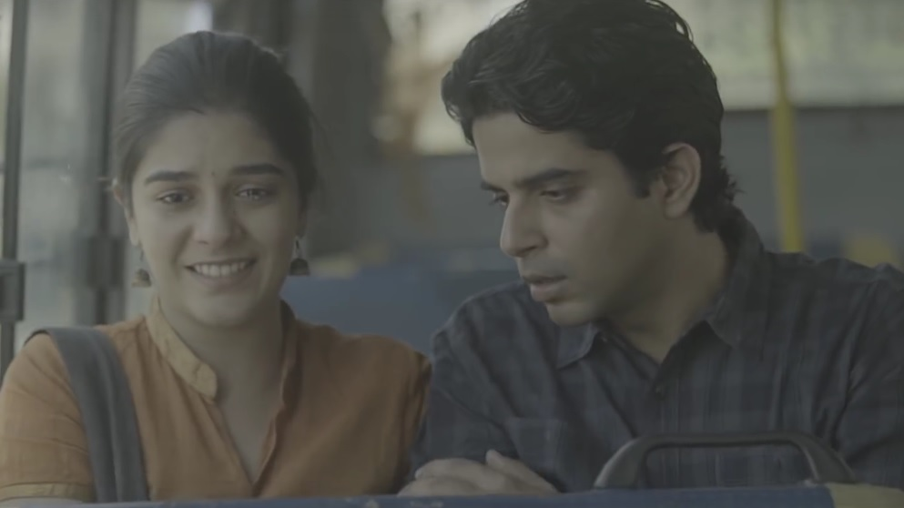 Raj Singh Arora And Pooja Gor In Love Isn't Blind