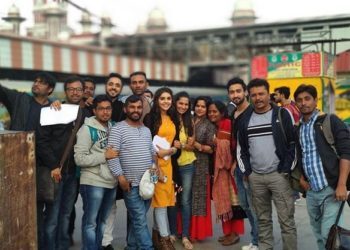 The Entire Cast Of Zee TV's Upcoming Show Ishq Subhan Allah Shooting At Lucknow! – ON LOCATION PICS