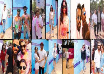 Erica Fernandes, Aditi Bhatia, Zain Imam, Aneri Vajani, Avika Gor, Ekta Kapoor And TV Celebs At BCL Holi Party – IN PICS
