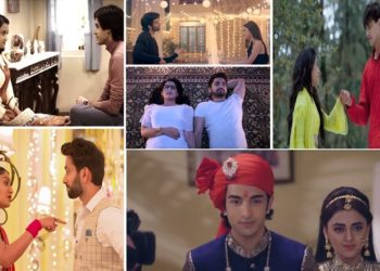 Indian TV : The TOP 9 Scenes Of The Week!