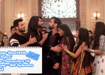 Ishqbaaz- Heartfelt 'Prem Patra' To The Characters Of Ishqbaaz – 500 Episodes Special!