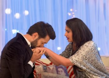 Ishqbaaz – The Great Wall Of Shivaay 'AND' Anika In A Journey Back To Where It Began!