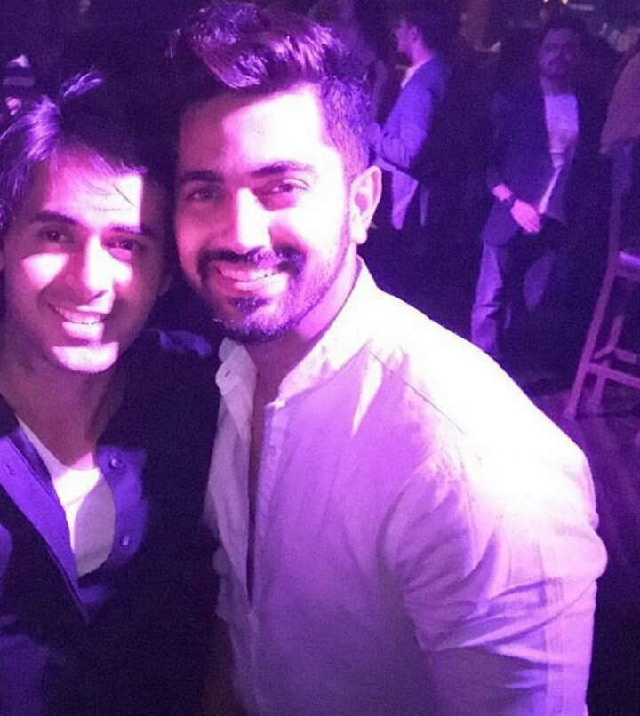 Zain Imam And Randeep Rai