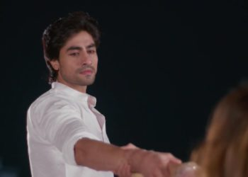 Harshad Chopda In Bepannaah