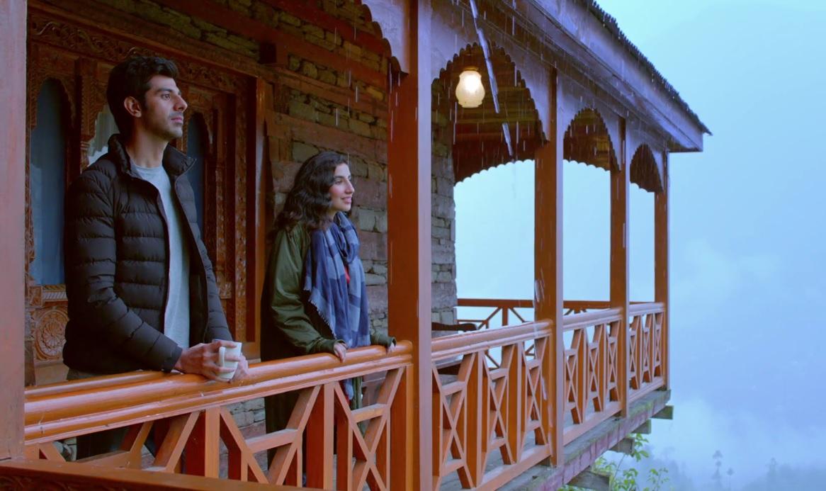Parvail Gulati And Parul Gulati As Tabish Azad And Jannat Mirza In Haq Se