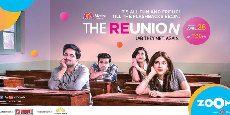 The Reunion On Zoom TV
