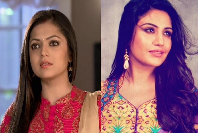 Drashti Dhami And Surbhi Chandna