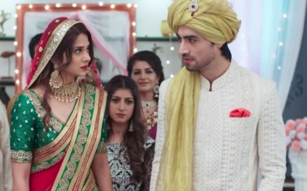 Bepannaah : Zoya And Aditya's Marriage - Crazy Stupid Love ...