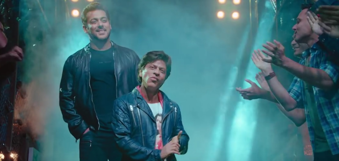 Salman Khan And Shah Rukh Khan In Zero