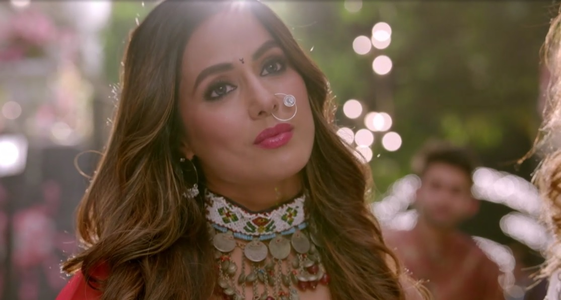 Hina Khan As Komolika In Kasautii Zindagii Kay