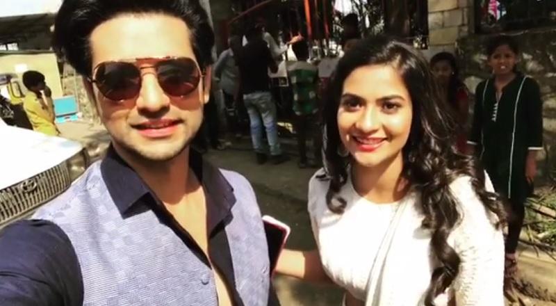 Shakti Arora And Aditi Sharma
