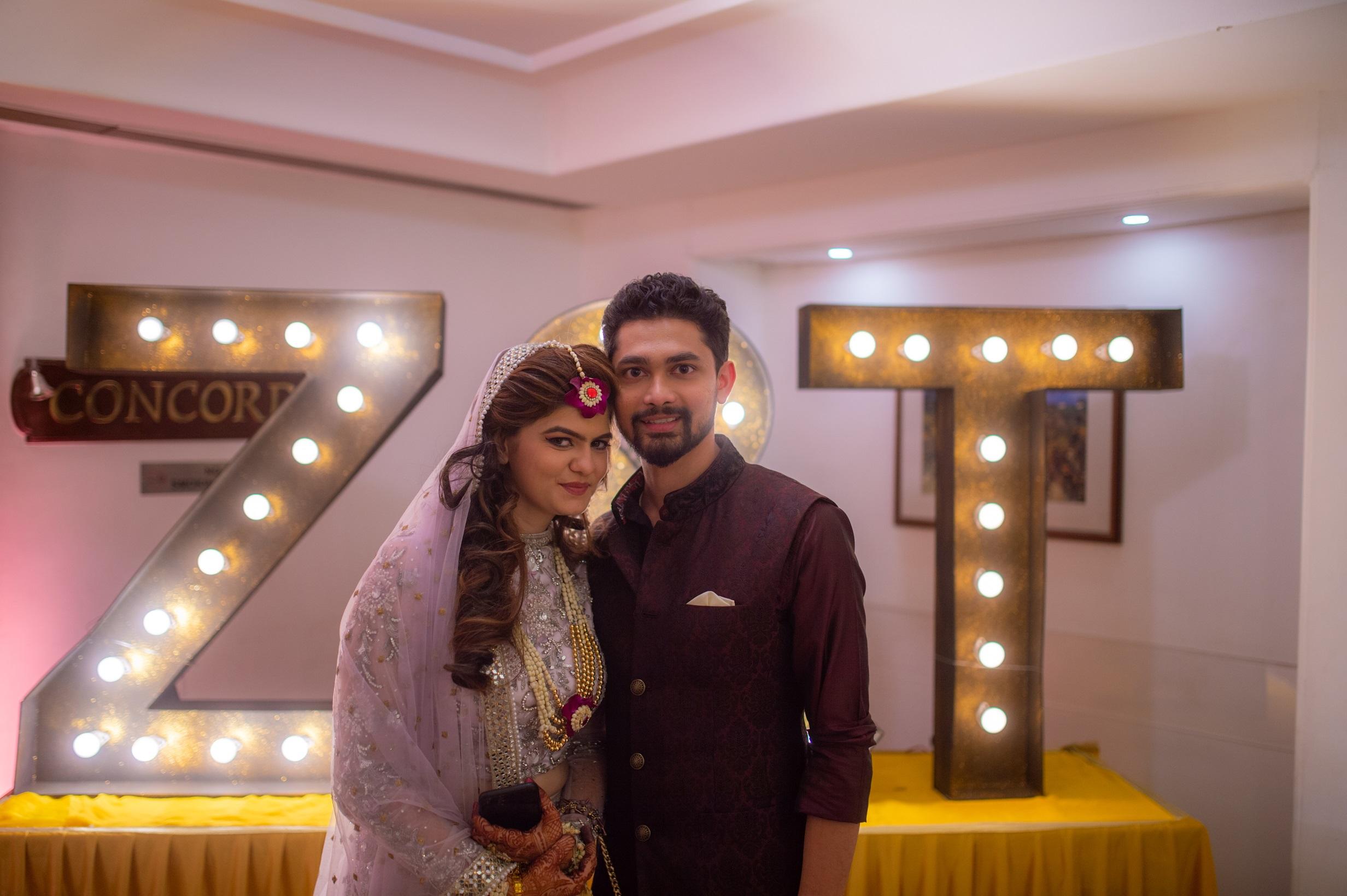 Mohsin Khan's Sister Zeba Khan