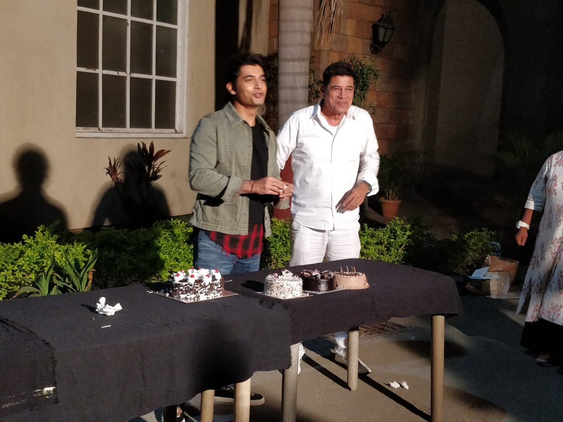 Sudesh Berry And Ssharad Malhotra