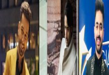 Nakuul Mehta, Shaheer Sheikh And Zain Imam