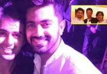 Zain Imam And Randeep Rai