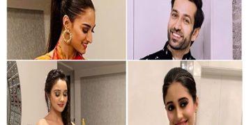 Erica Fernandes, Nakuul Mehta, Ashi Singh And Shivangi Joshi
