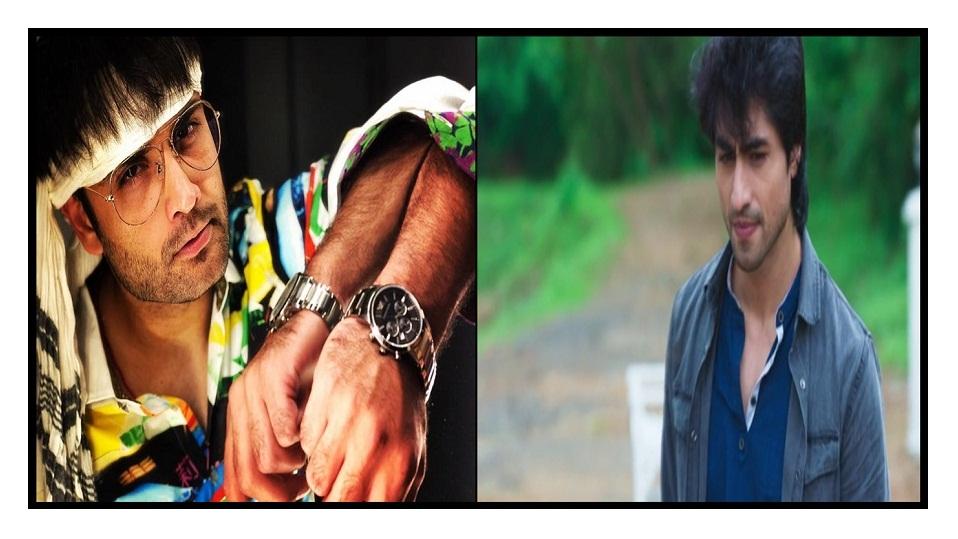 Vivan Dsena And Harshad Chopda