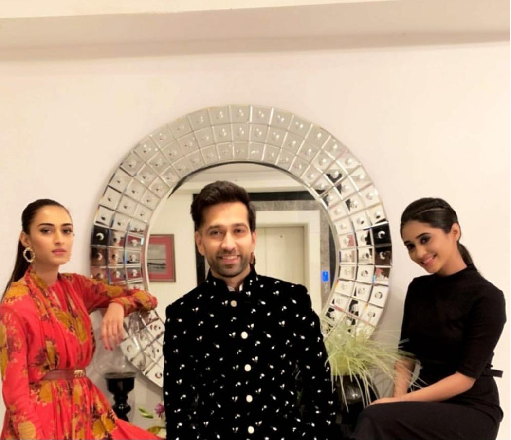 Nakuul Mehta, Erica Fernandes And Shivangi Joshi - Too Much