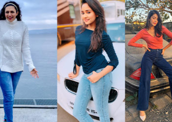 TV Actresses In Jeans Creating Sexy Style Statements