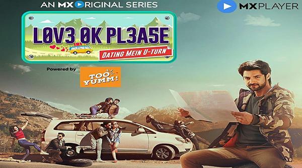 Karan Wahi In MX Player's Love Ok Please