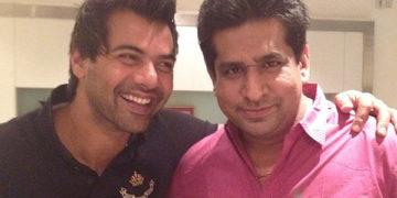Shabir Ahluwali And Sakett Saawhney
