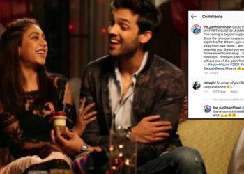 Niti Taylor Congratulates Parth Samthaan