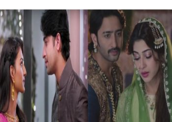 Shaheer Sheikh With Erica Fernandes And Sonarika Bhadoria