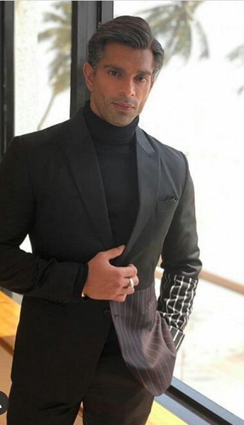 Karan Singh Grover's Look In Kasautii Zindagii Kay