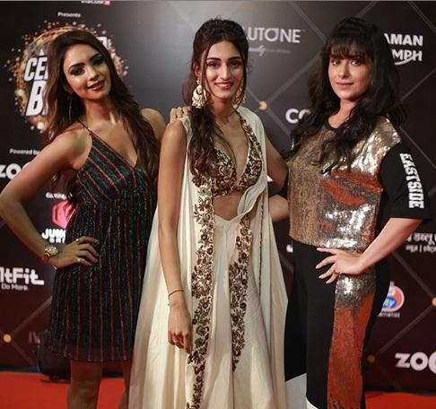 Erica Fernandes, Pooja Banerjee, Shubhavi Choksey