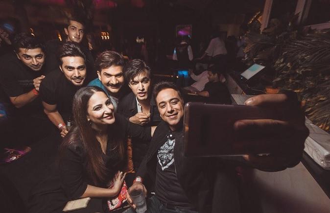Mohsin Khan With Yeh Rishta Kya Kehlata Hai Team