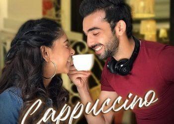 Niti Taylor and Abhishek Verma In Cappuccino
