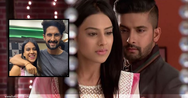 Ravi Dubey And Nia Sharma In Jamai Raja 2