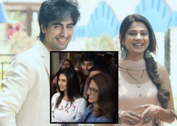 Harshad Chopda And Jennifer Winget